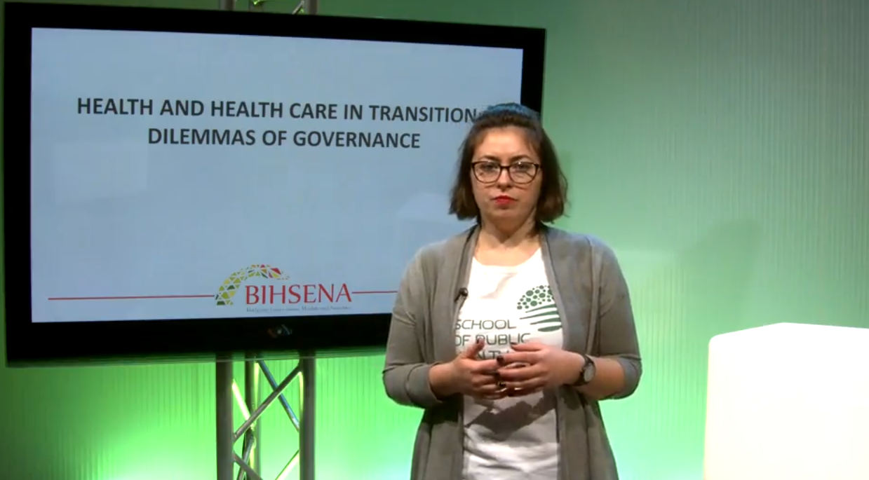 Health and healthcare in transition: dilemmas of governance
